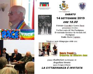 Il Partigiano Deportato Emilio Bacio Capuzzo