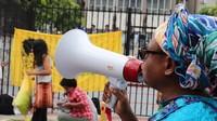 Mobilitazione delle 'mujeres luchadoras' dell'Honduras