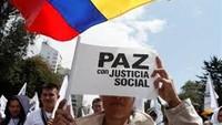 La Colombia stanca di guerra