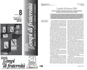Tempi di Fraternità - Intervista a Vittorio Agnoletto