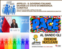 Il governo riconosca, insieme a quella climatica, l'emergenza nucleare
