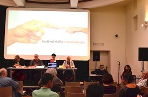 Presentazione al Centro Studi Sereno Regis di Torino - Festival della Nonviolenza e della Resistenza Civile