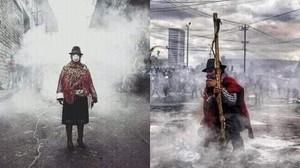 repressione a Quito