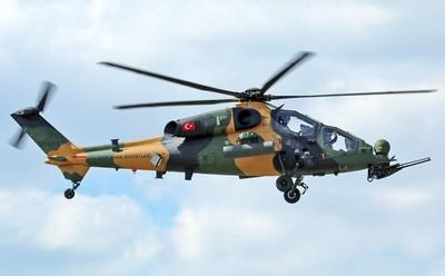 T129 Elicottero attacco Turchia