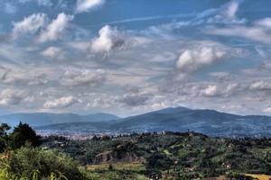 Tavarnuzze, fra le colline fiorentine