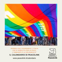 Il nuovo calendario di PeaceLink