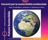 Futuro sostenibile, il corso di Ecodidattica