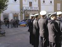 Quel giorno che esposi la bandiera della pace durante la parata militare