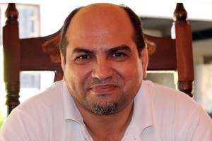 Padre Florentino Hernández (Foto G. Trucchi | Rel-UITA)