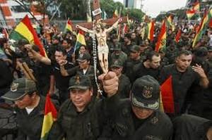 golpe in Bolivia