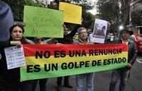 Bolivia: lo scempio