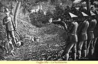 Italiani che fucilarono altri italiani