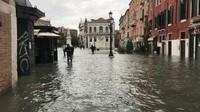 Venezia non è vittima di una catastrofe naturale, bensì dell'avidità