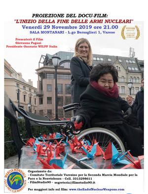 Il film a Varese