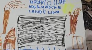 Offensiva della tenerezza verso i parlamentari basata sui disegni dei bambini