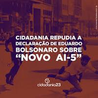 Brasile: Eduardo Bolsonaro minaccia un nuovo AI-5