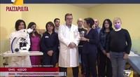 Piazzapulita raccoglie in pochi minuti centomila euro per curare i bambini di Taranto