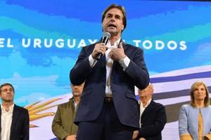 Luis Lacalle Pou presidente Uruguay