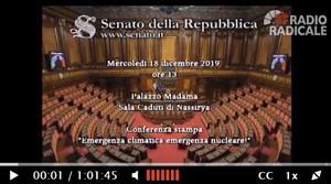 Conferenza al Senato della Repubblica - Roma con Radio Radicale