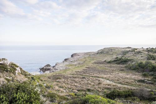 la costa di Punta Izzo