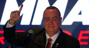 Alejandro Giammattei, nuovo presidente del Guatemala