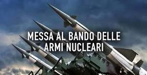 Messa al bando armi nucleari