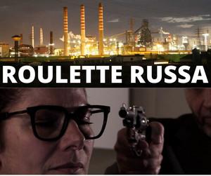 """""""Roulette russa"""", il video di Giuseppe Giusto, realizzato per la manifestazione del 26 febbraio per chiedere di stoppare l'inquinamento dell'ILVA a Taranto."""