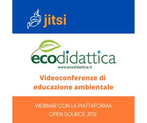 Jitsi, la piattaforma per le videoconferenze di Ecodidattica