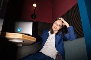 Hoan Ton-That, fondatore di Clearview AI, la cui app abbina i volti alle immagini che raccoglie da Internet