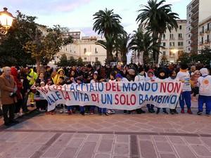 ILVA, manifestazione a Taranto del 26 febbraio 2020