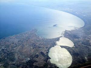 Mar piccolo e mar grande di Taranto