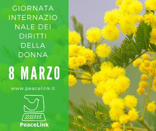 8 marzo, Giornata internazionale dei diritti della donna