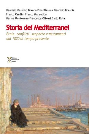 """Copertina del terzo tomo di """"Storia dei Mediterranei"""""""