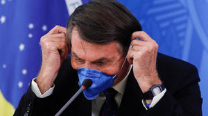 Bolsonaro sottovaluta il corona virus