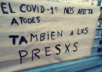 Cile: allarme per i prigionieri politici al tempo del Covid-19