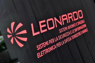 Leonardo spa azienda armi