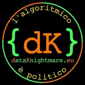 Logo dataKnightmare