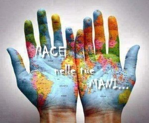 Pace nelle tue mani