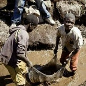 Bambini in miniera