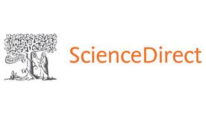 Il logo della rivista ScienceDirect