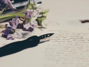 L'amore per lo scrivere