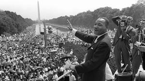 Il movimento contro la segregazione razziale guidato da Martin Luther King
