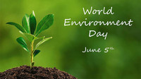Giornata Mondiale dell'Ambiente
