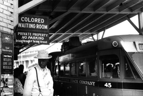 Jim Crow nel North Carolina (foto d'epoca)