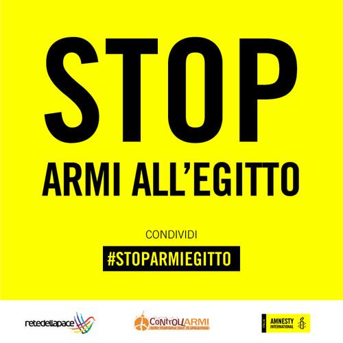 #StopArmiEgitto