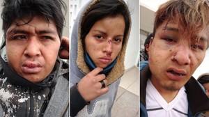 brutale aggressione della polizia contro gli indigeni qom nel Chaco argentino