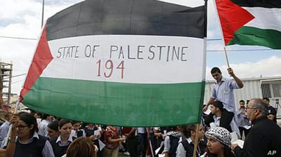 Palestina Stato 194