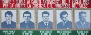 I morti di Reggio Emilia