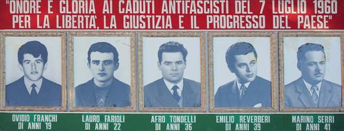 Lastrage di Reggio Emilia