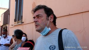 Massimo Castellana, responsabile del Comitato Cittadino per la Salute e l'Ambiente a Taranto